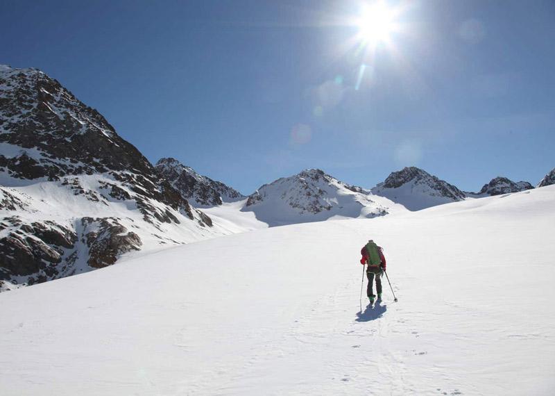 7a67ebe648 Skialpinizmus • horský vodca • Mountain Addiction