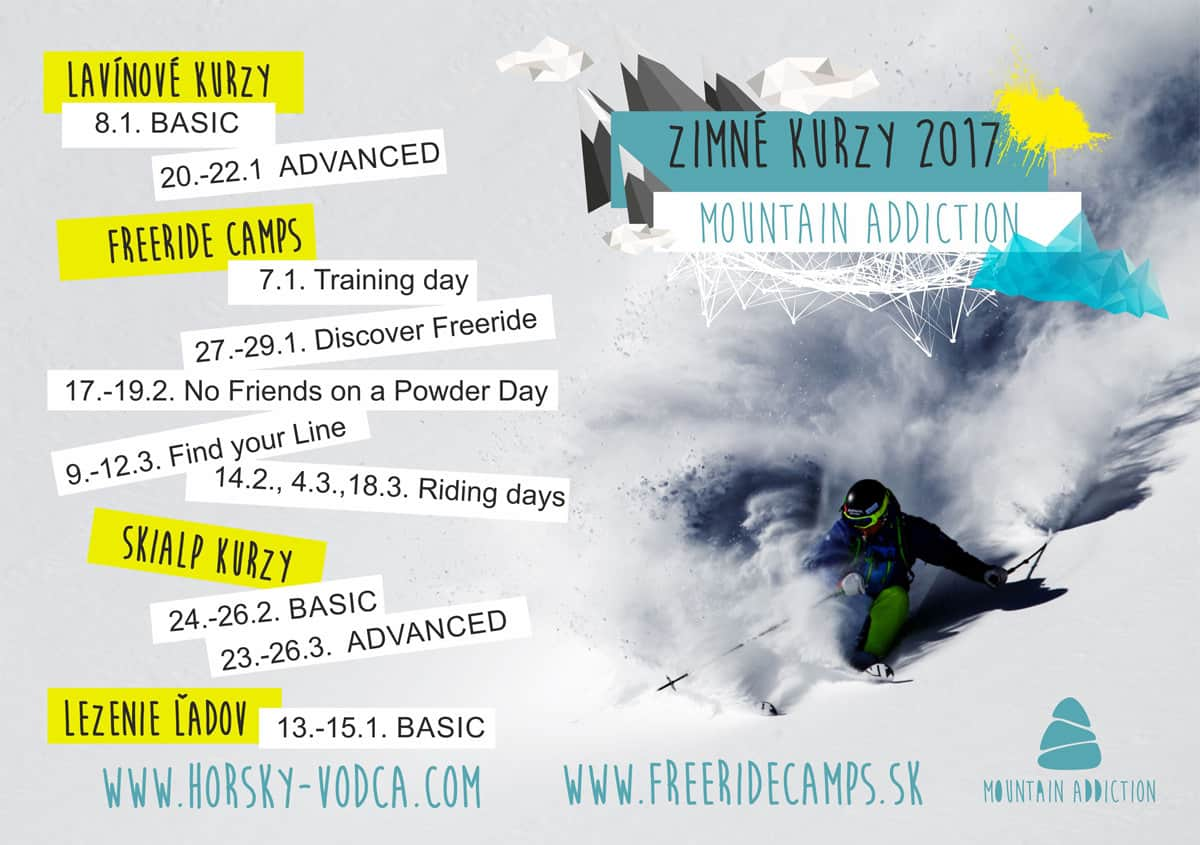 kurzy horsky vodca 2017