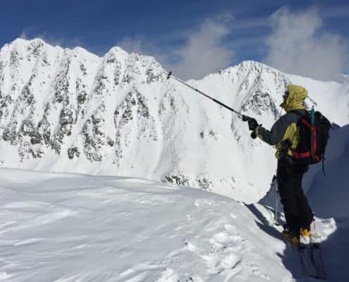 Freeride vo Vysokych Tatrach