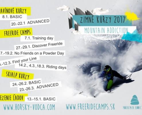 mountain addiction zimne kurzy 2017