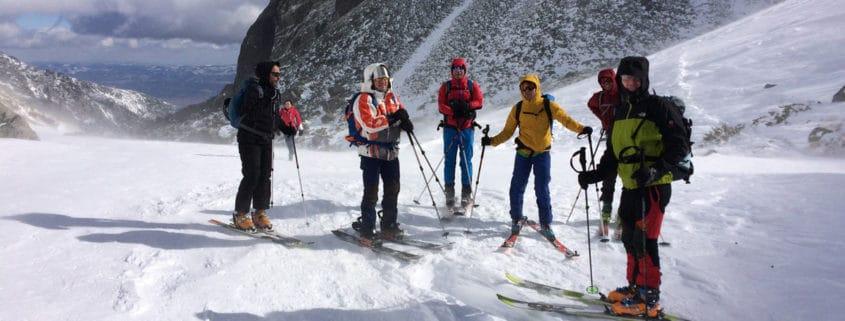 skialpinisticky kurz video