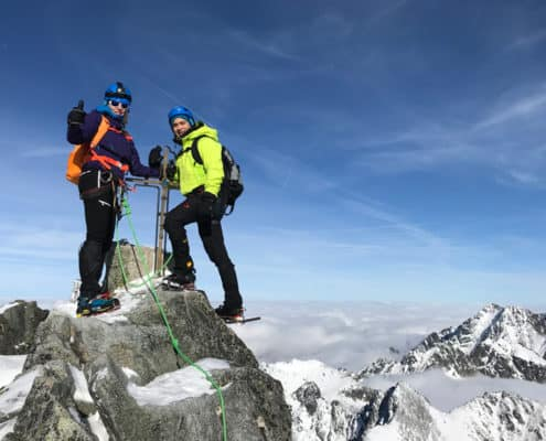 novembrovy gerlach vrchol