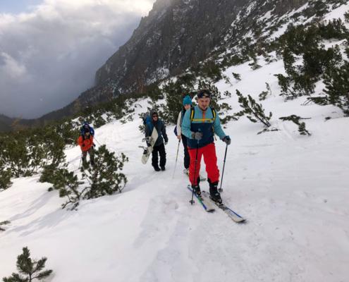 lavinovy kurz 2020 velka studena dolina