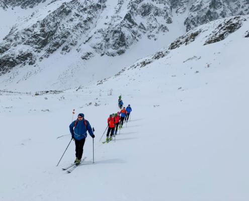 skialpinisticky kurz basic