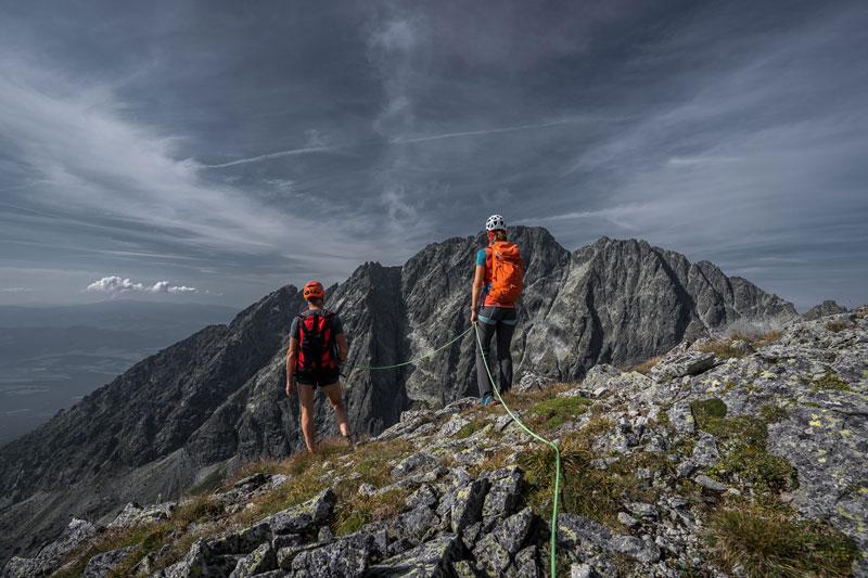 panorama hreben gerlach